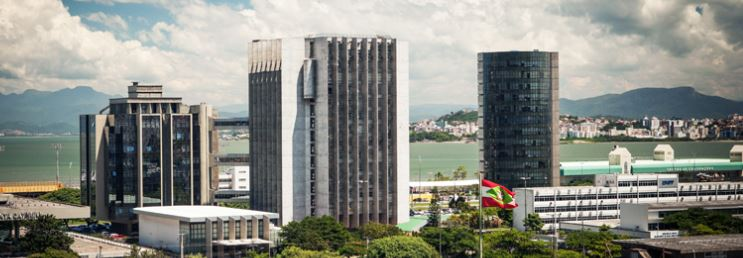 Tribunal de Justiça de Santa Catarina / Endereço: Rua Álvaro Millen da Silveira, 208, Florianópolis, SC.